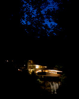 Fallingwater Blue Hour